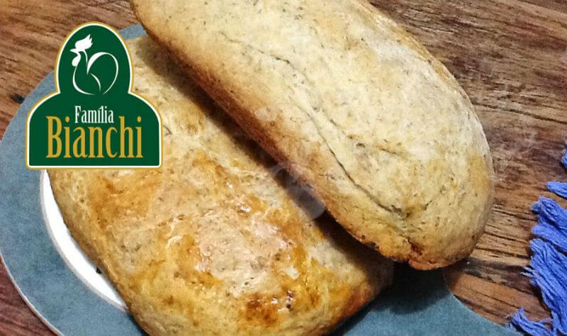 pão de malte cerveja artesanal