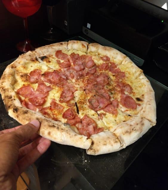 pizza da mamma jamma