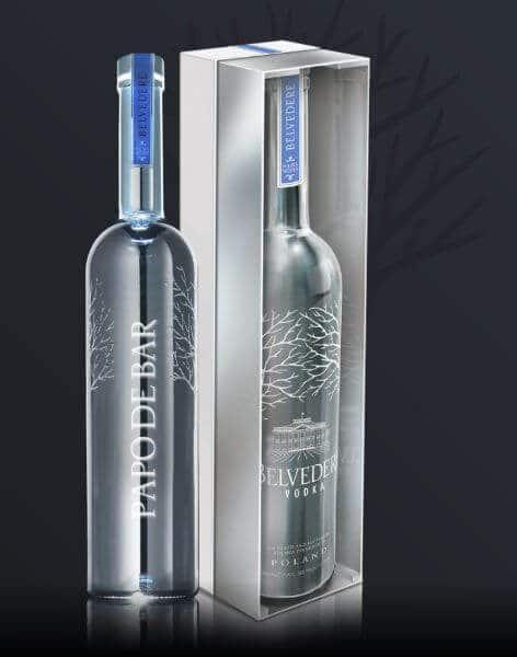garrafa pdb