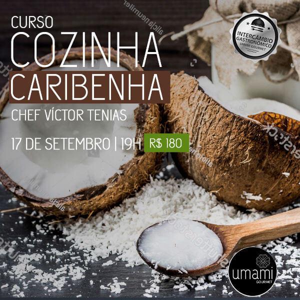 COZINHA CARIBENHA