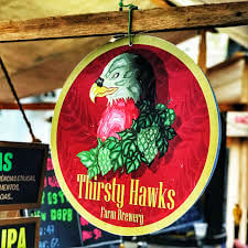 Mondial de La Biére 2018 Thirsty Hawks