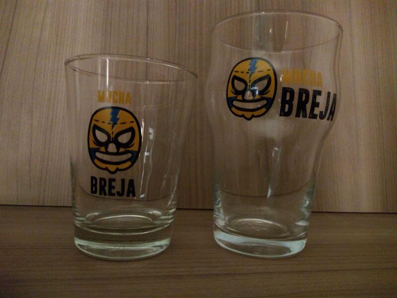 copos mucha breja