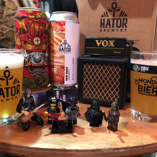 hator no Mondial de la Bière 2018