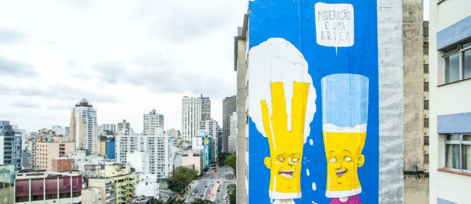 grafite moderaçãoo é uma arte