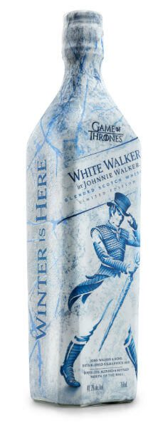 white walker johnnie walker garrafa