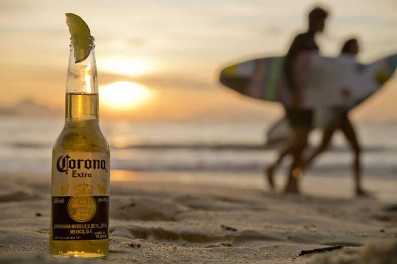 corona offline hour praia