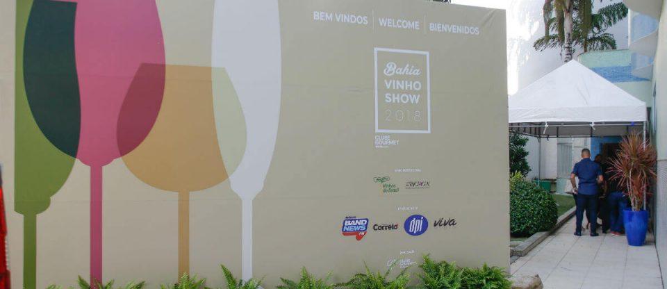 entrada bahia vinho show