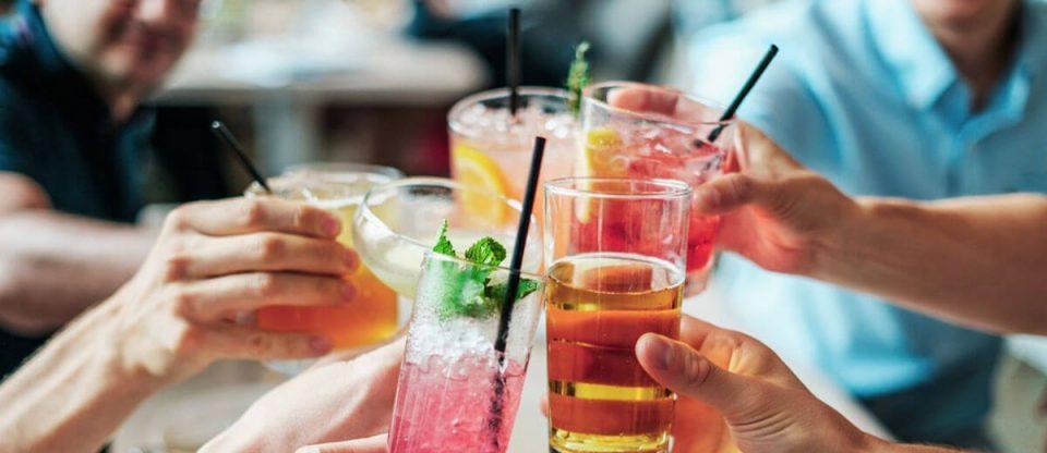 seis drinks para preparar em casa