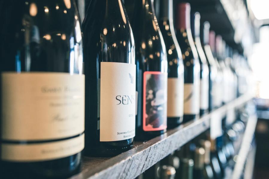 carta de vinhos de sucesso
