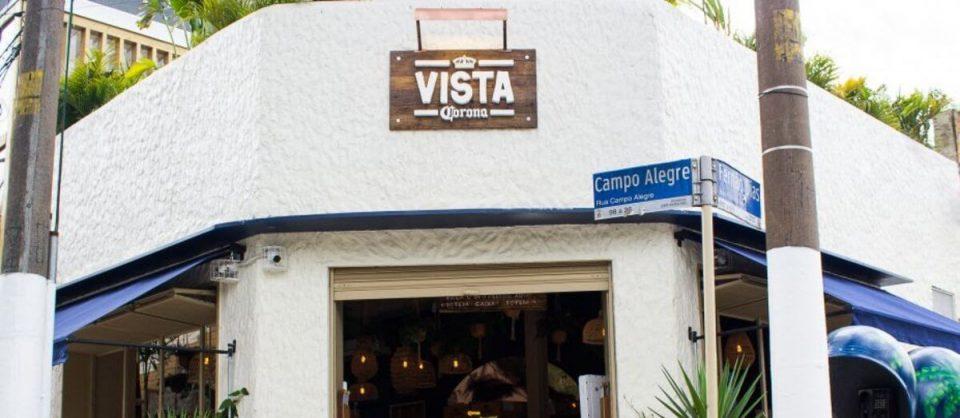 Vista Corona entrada