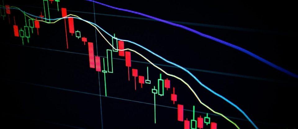 gráficos de investimento