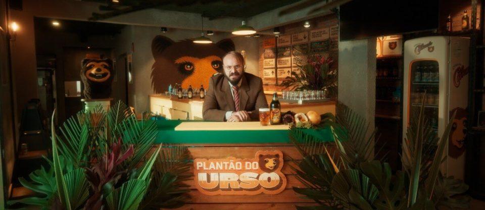 Plantão do urso