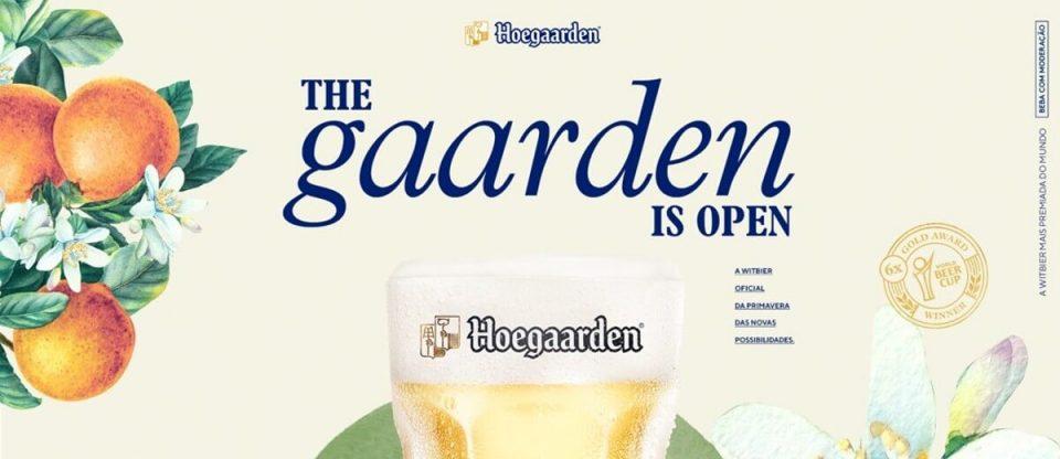 The Gaarden is Open